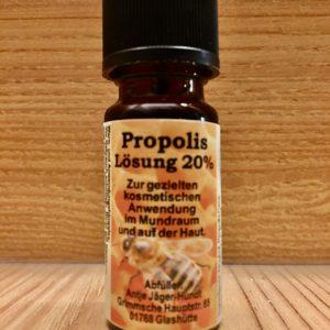 20 % Propolislösung 10 ml
