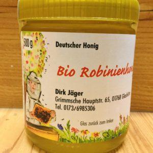 Bio zertifizierter Robinienhonig